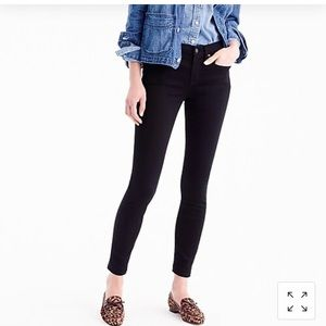 J. Crew Toothpick Jeans Size 27T